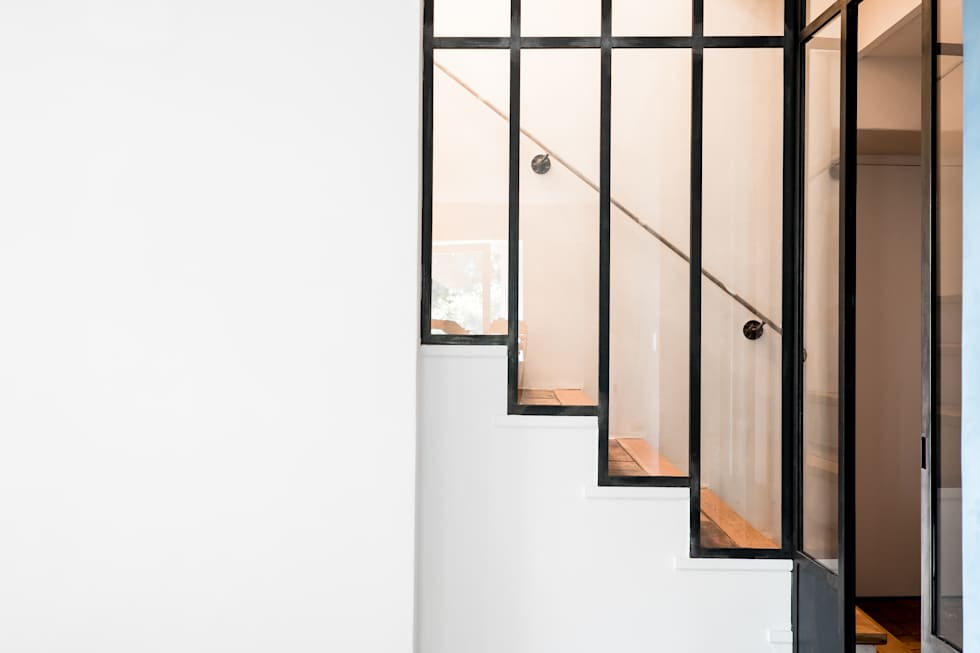 Id es de design d 39 int rieur et photos de r novation homify for Creer un escalier interieur