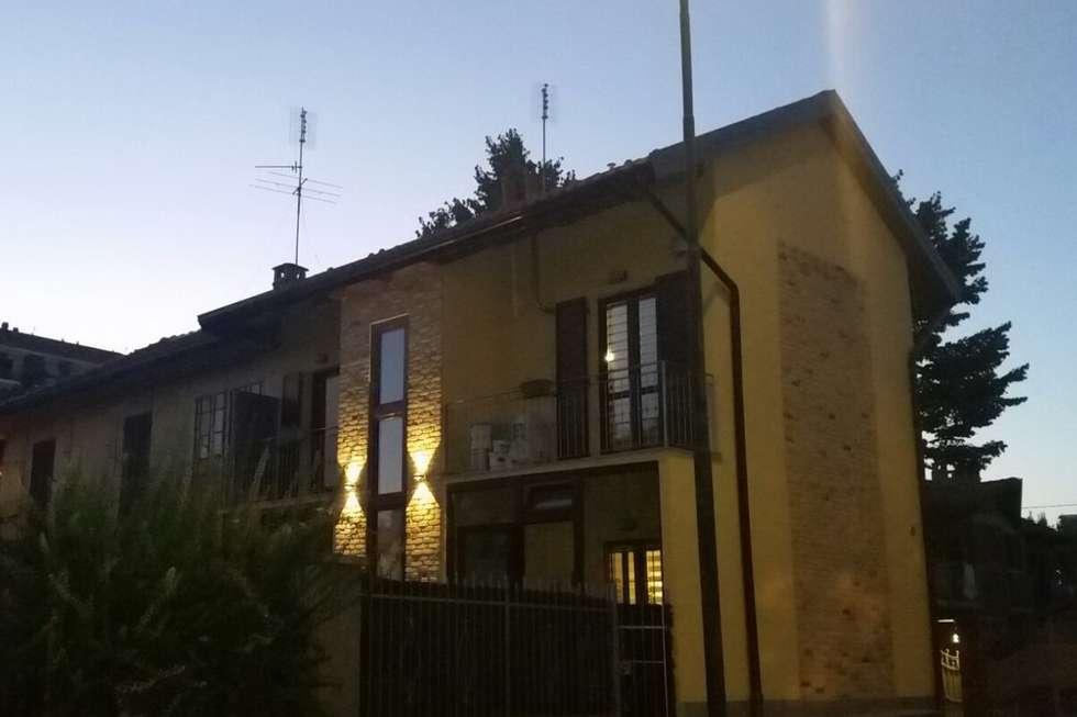 Casa SM: Case in stile in stile Moderno di STUDIO TIZIANA GERARDI