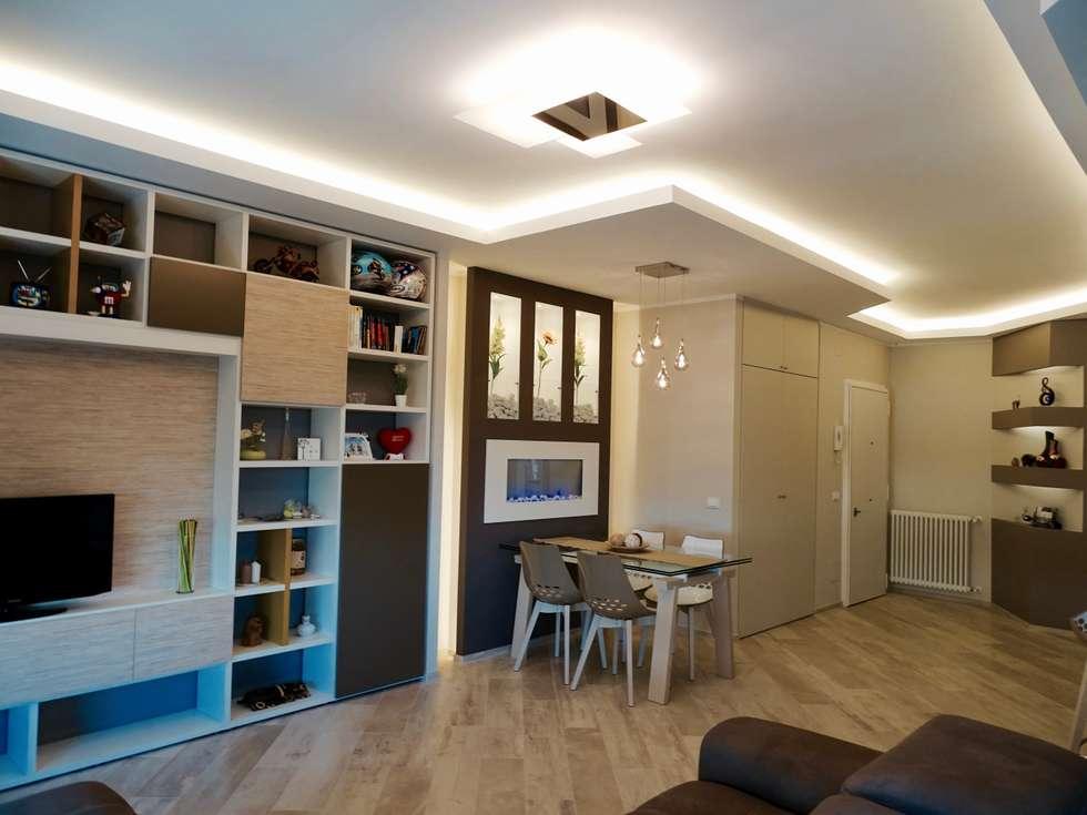 Idee arredamento casa interior design homify for Zona pranzo design