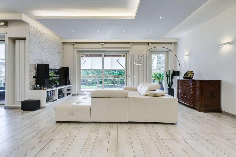 Idee arredamento casa interior design homify for Immagini soggiorni