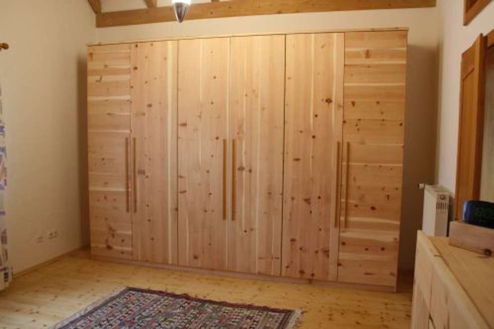 Wohnideen interior design einrichtungsideen bilder for Kommode zirbenholz