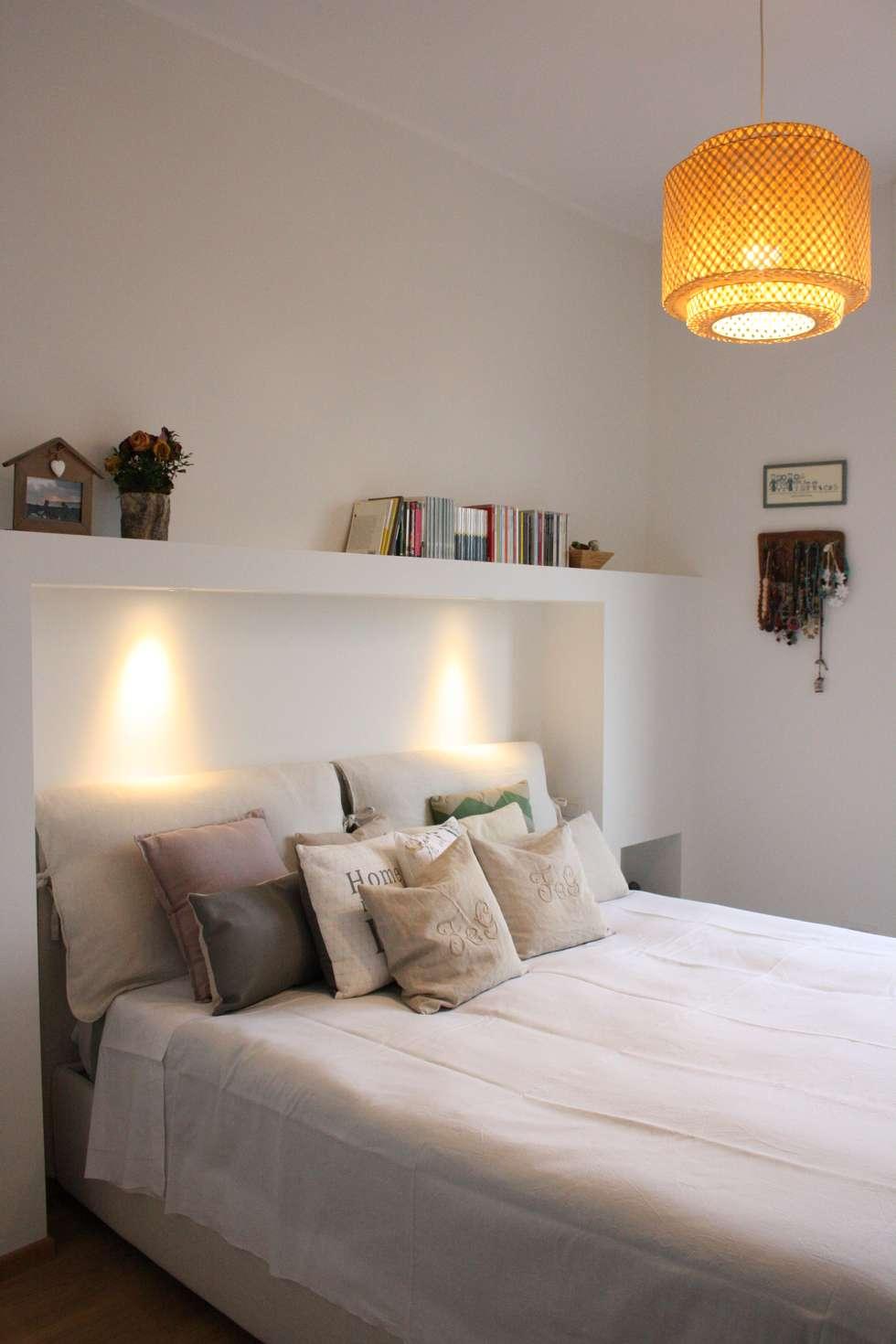 Idee arredamento casa interior design homify - Studio in camera da letto ...