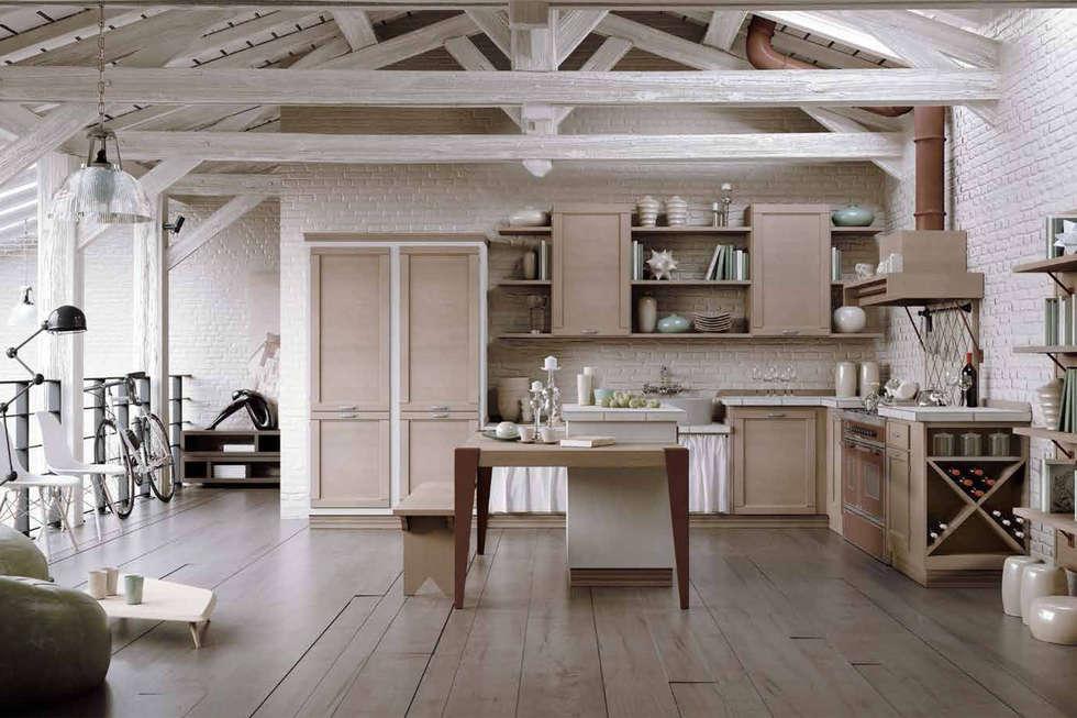 Idee arredamento casa interior design homify for Arredamenti vintage casa