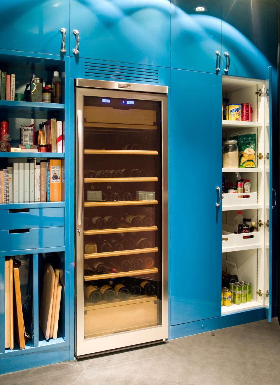 15 ideas geniales para organizar bien una cocina pequeña