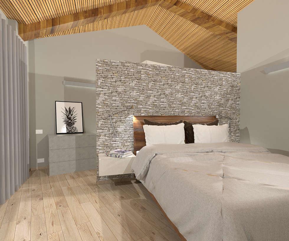Idee arredamento casa interior design homify for 4 piani di camera da letto a due piani