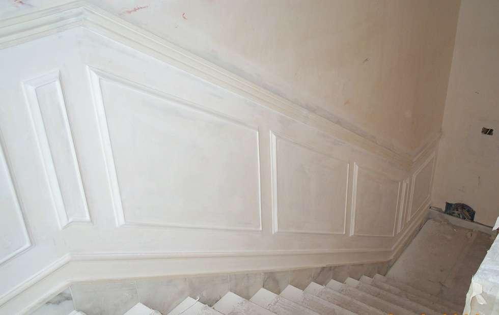 Idee arredamento casa interior design homify for Boiserie prezzi