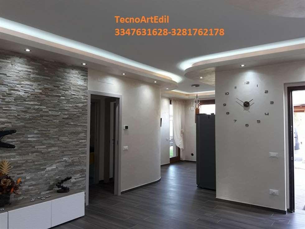Soffitti in cartongesso design ak46 pineglen for Idee design casa