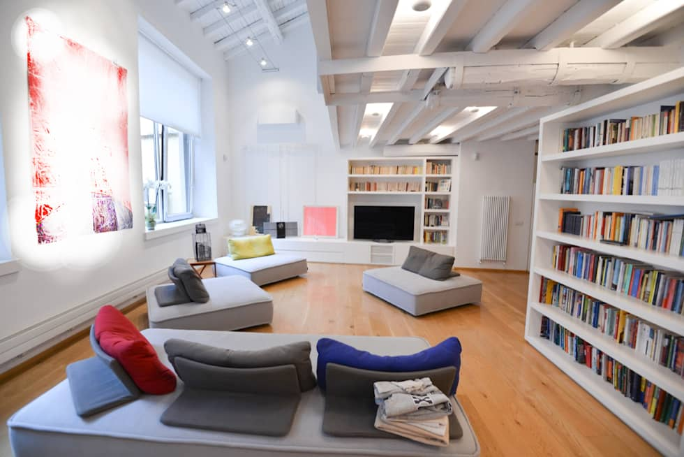 Ufficio Moderno Di Roma : Idee arredamento casa & interior design homify