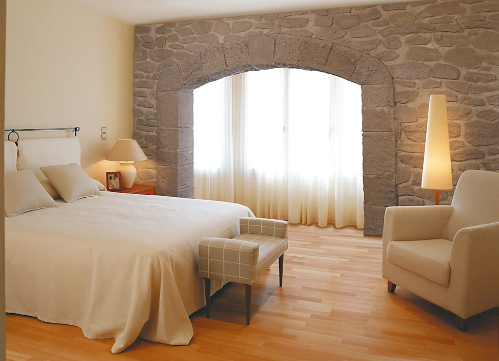 Camera da letto in stile in stile Moderno di FORMICA Venezuela