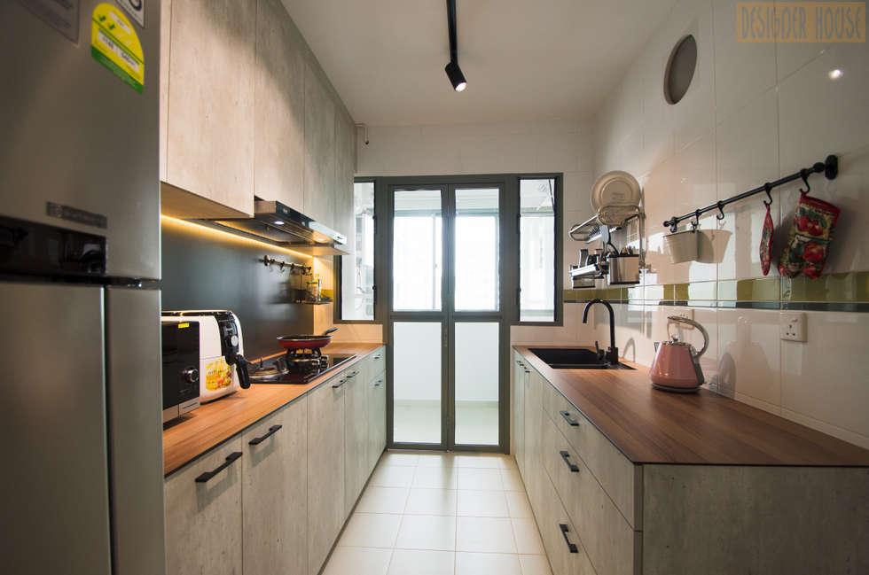 廚房 by Designer House