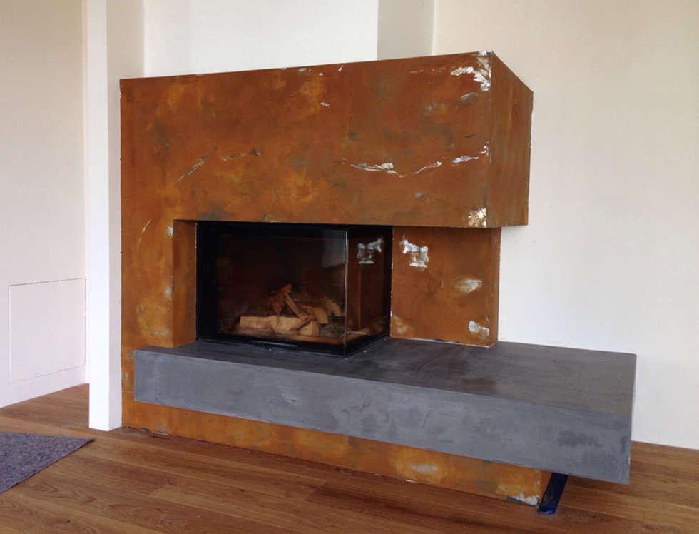 Wohnideen interior design einrichtungsideen bilder for Groaye skulpturen fa r wohnzimmer