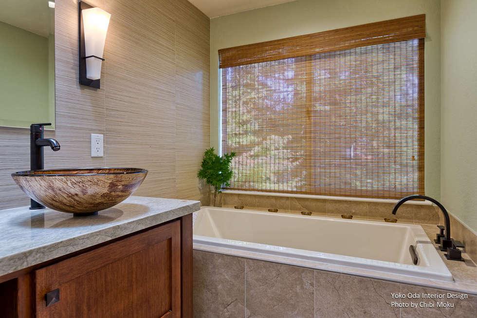 Yoko Oda Interior Design   Zen Bathroom   Interior 8: Asiatische Badezimmer  Von Chibi Moku
