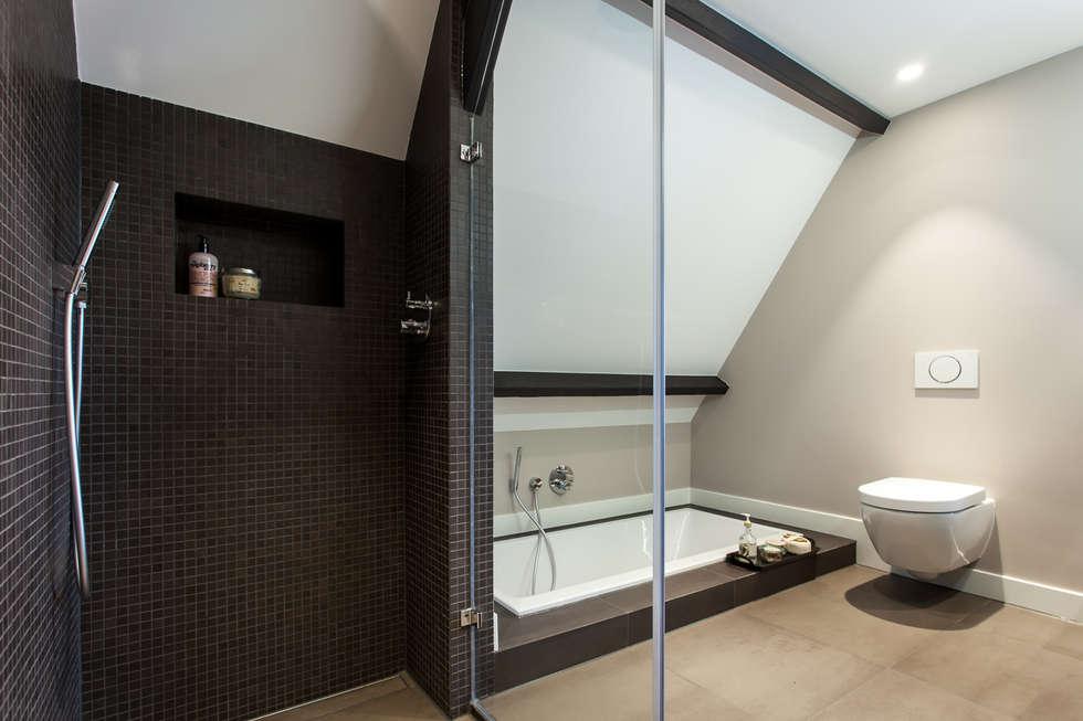Badkamer: moderne Badkamer door Bob Romijnders Architectuur & Interieur