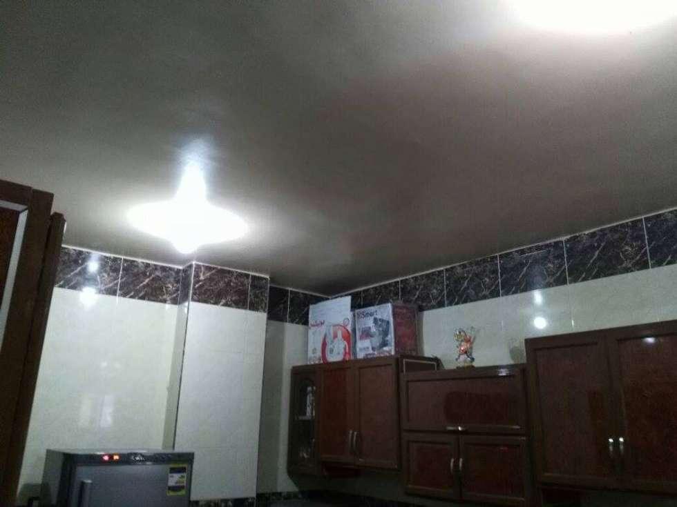 تشطيب شقة بالتجمع الخامس بالقاهرة الجديدة  مع شركة كاسل:  مطبخ تنفيذ Castle