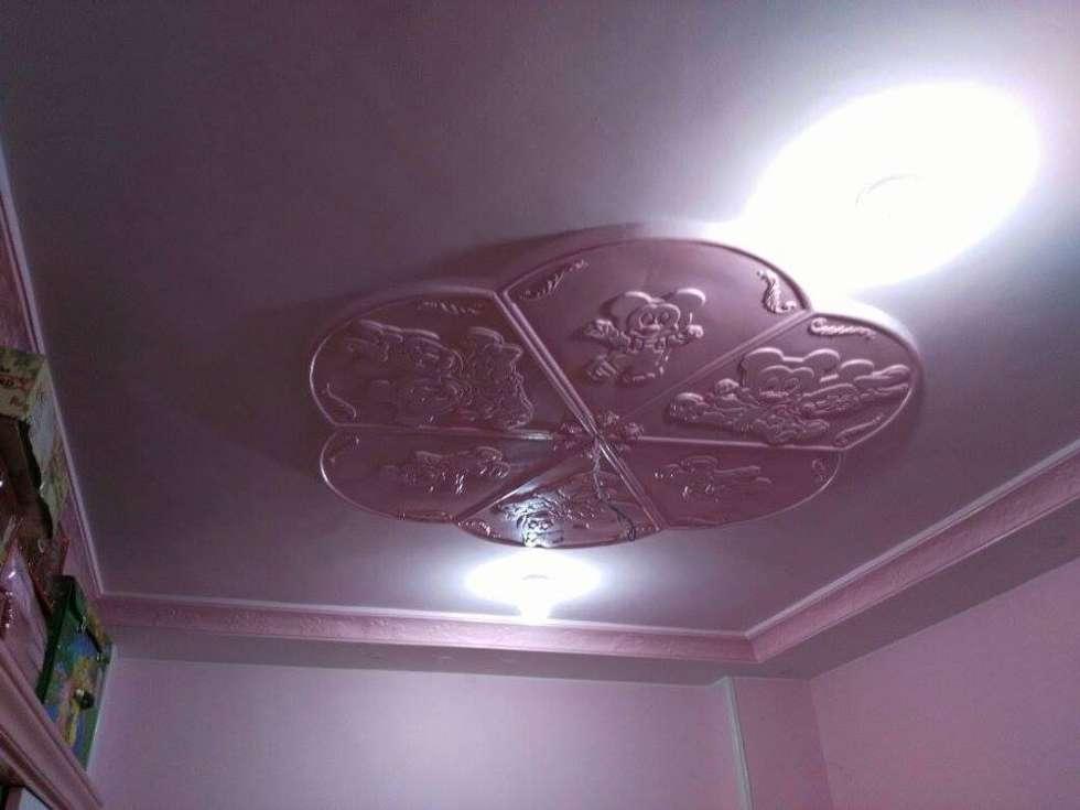 تشطيب شقة بالتجمع الخامس بالقاهرة الجديدة  مع شركة كاسل:  غرفة الاطفال تنفيذ Castle