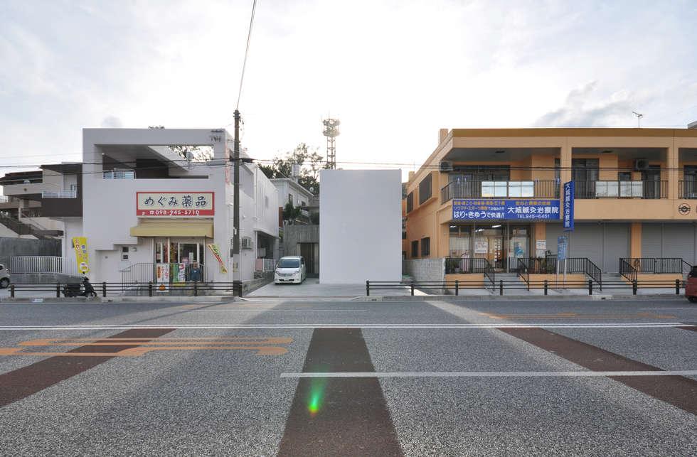 SMZT-HOUSE: 門一級建築士事務所が手掛けた家です。