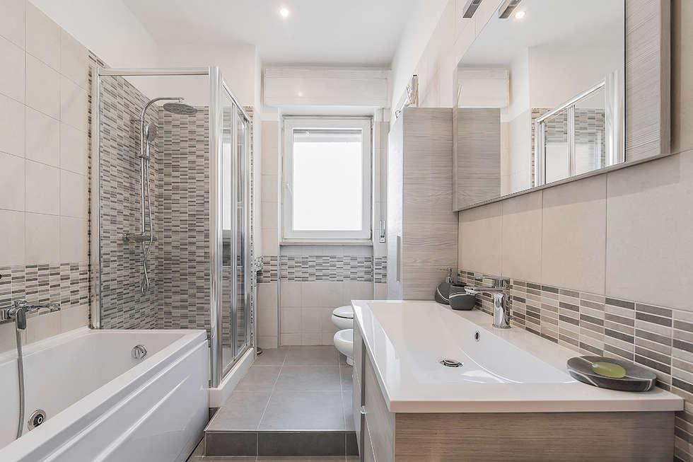 Idee arredamento casa interior design homify - Idee per ristrutturare il bagno ...