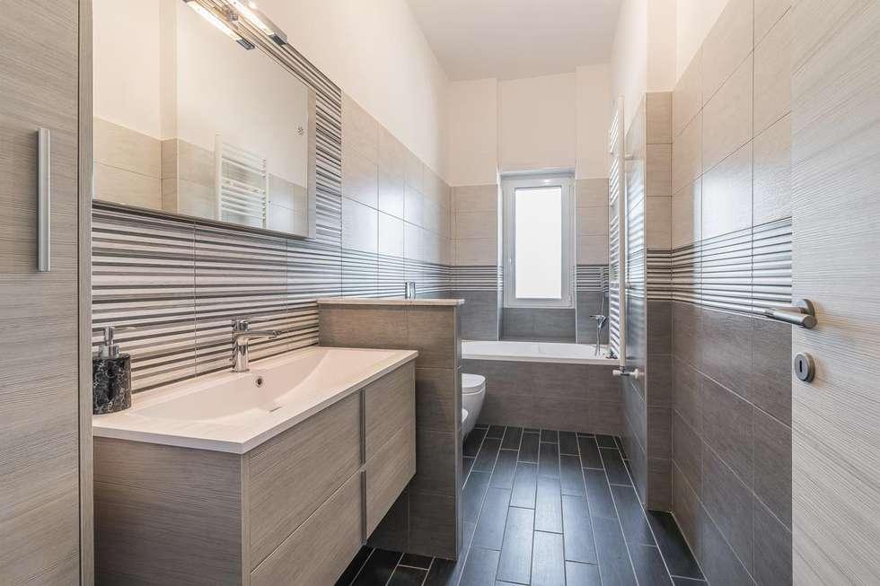 Idee arredamento casa interior design homify - Idee ristrutturare bagno ...
