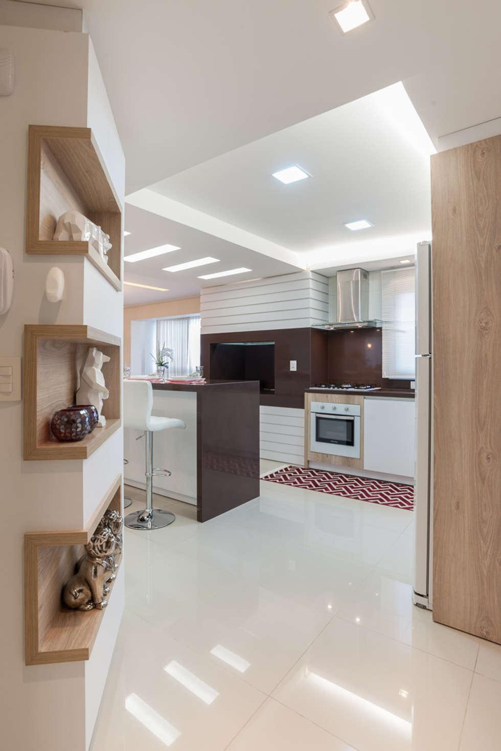 Cozinha Cores S Brias Por Roberta Fanton Arquitetura Integrada Homify