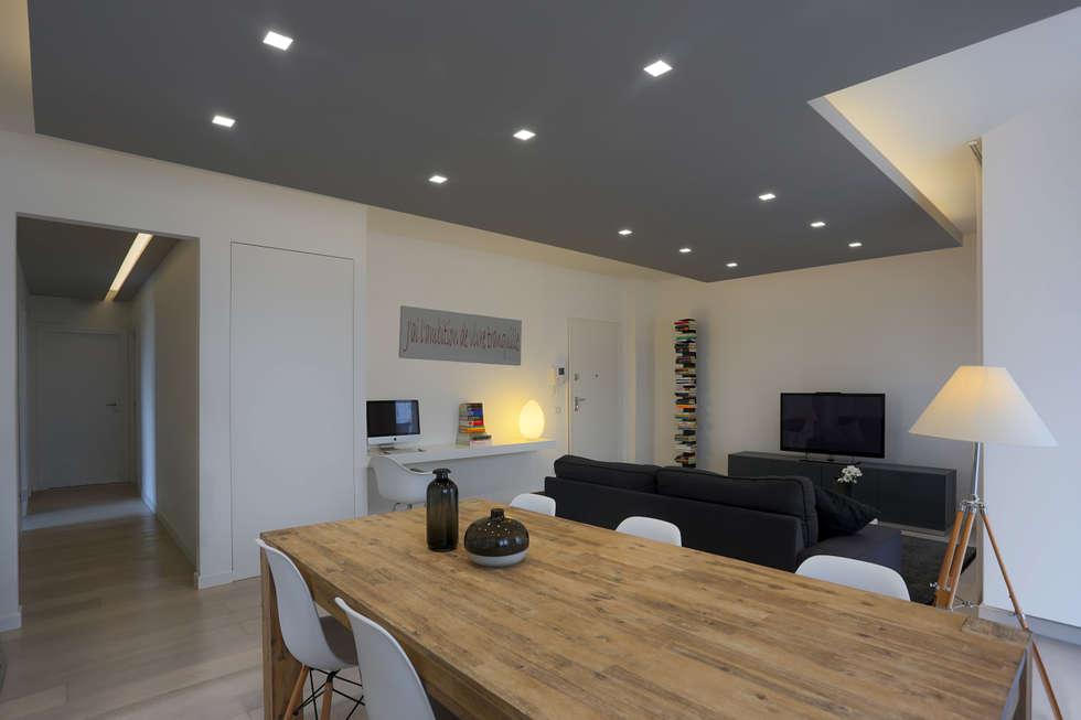 Idee arredamento casa interior design homify for Casa grigia