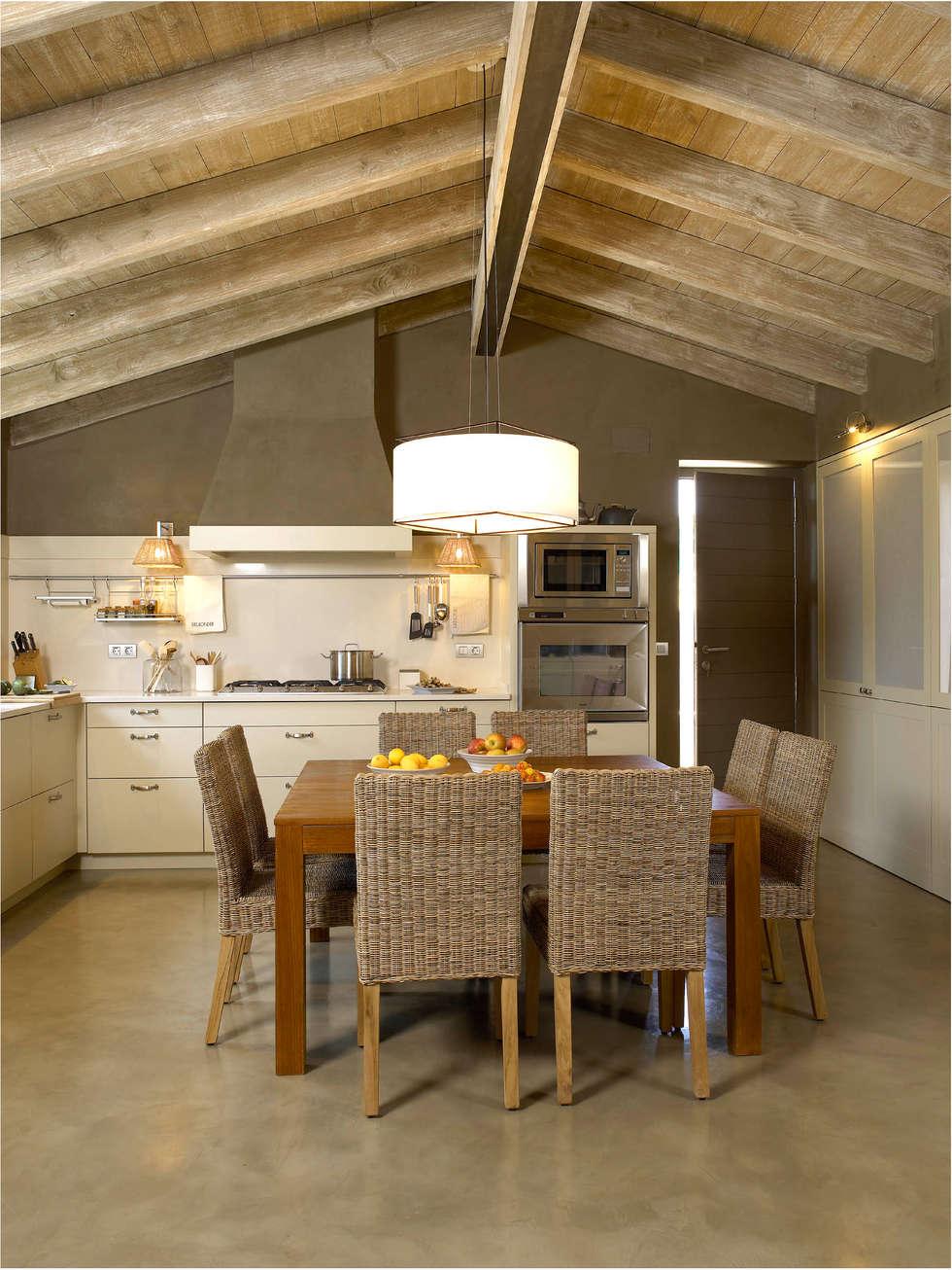 Fotos de decoraci n y dise o de interiores homify for Cocinas estilo rustico