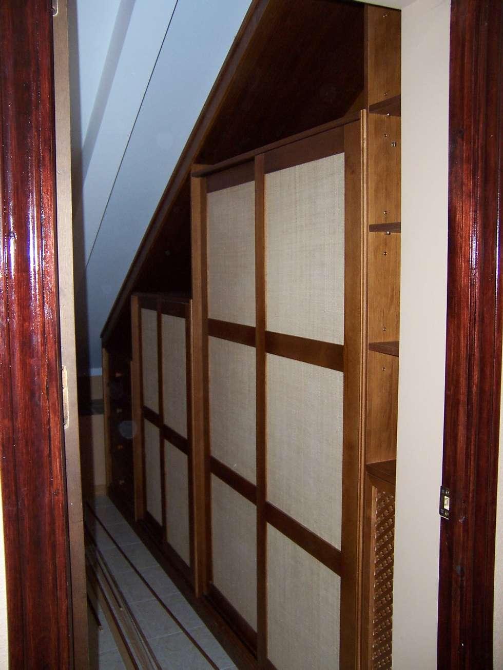 Muebles Bajo Escalera Top Armario A Medida Bajo Escalera With  # Muebles Debajo De Gradas