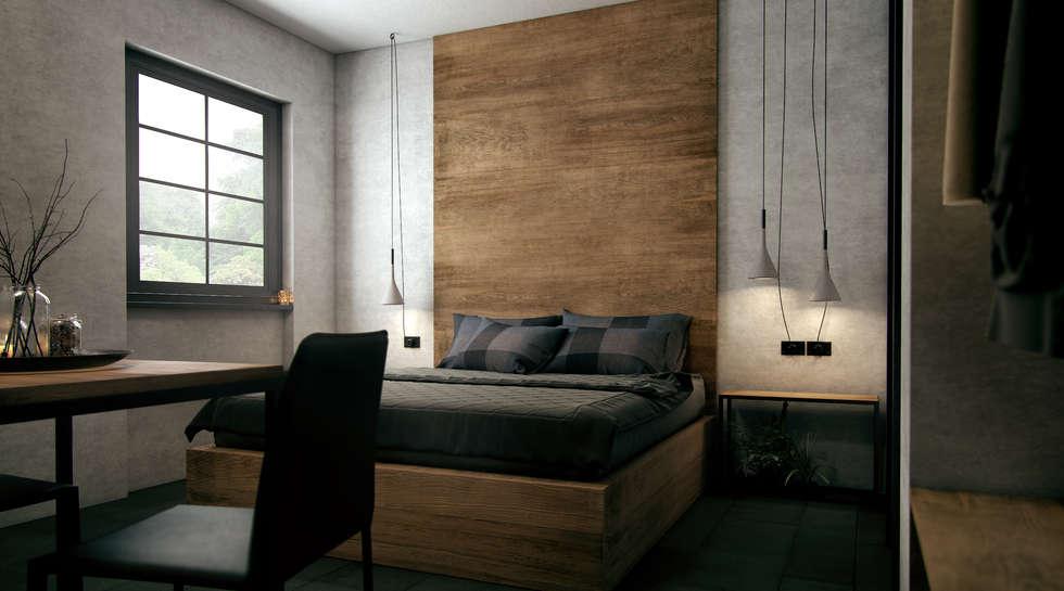 camera da letto B&B: Hotel in stile  di labzona