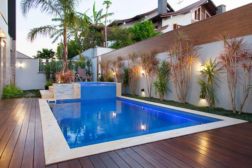 Fotos de decora o design de interiores e reformas homify for Modelos de piscinas modernas