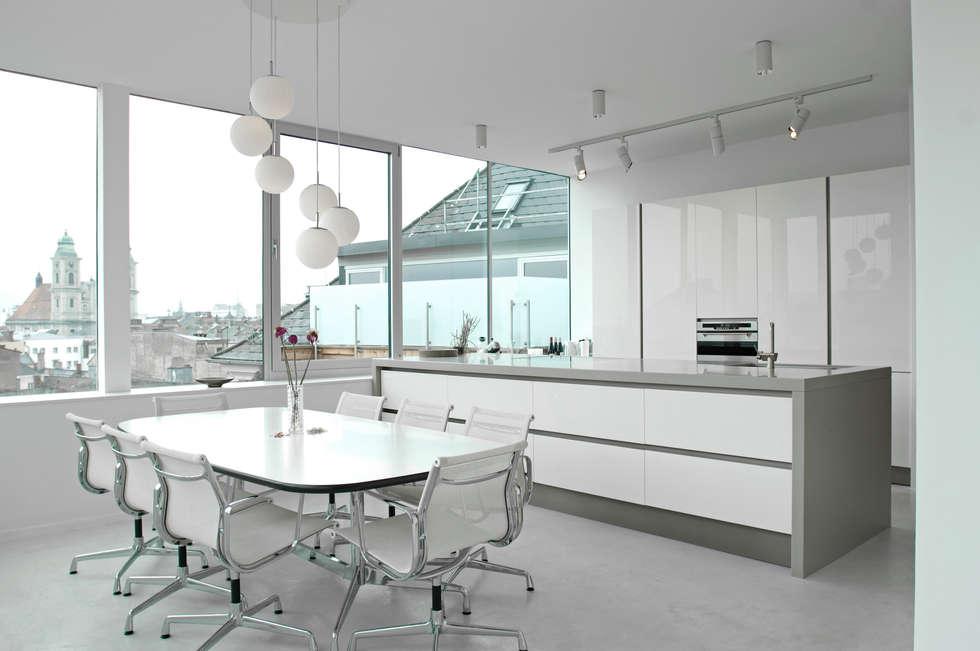 Innenarchitekten Linz Penthouse B Destilat | Kotaksurat.co
