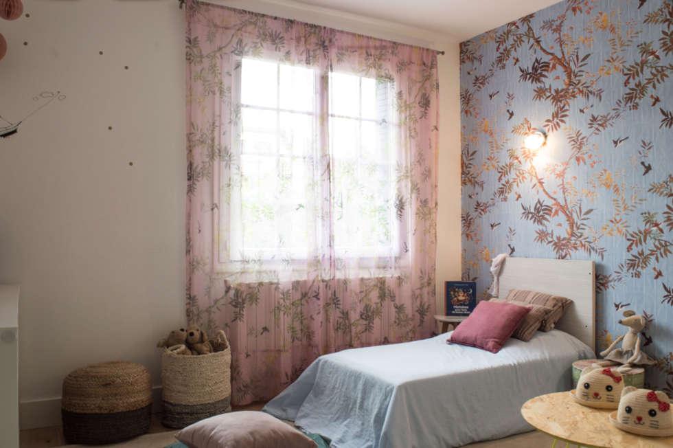 Madame bleu: chambre d\'enfant de style de style scandinave par ...