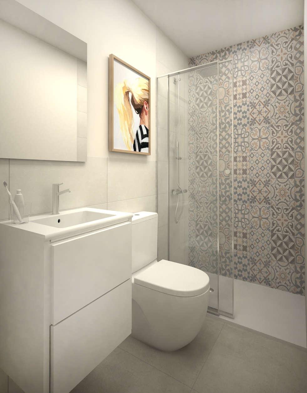 Fotos de decoraci n y dise o de interiores homify for Azulejos para cuartos de bano modernos