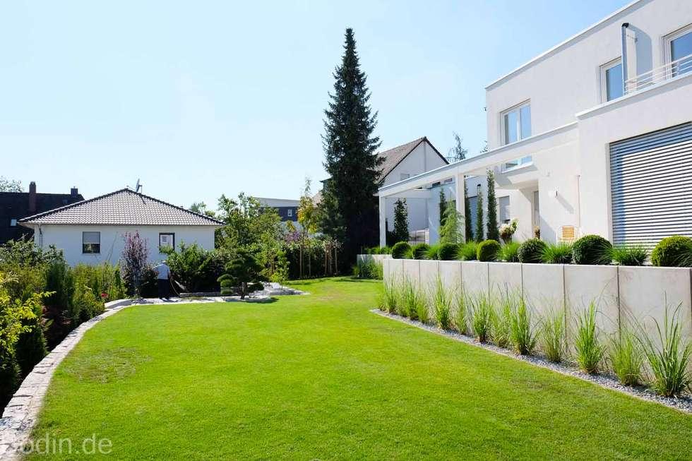 Wohnideen interior design einrichtungsideen bilder homify - Gartengestaltung app ...