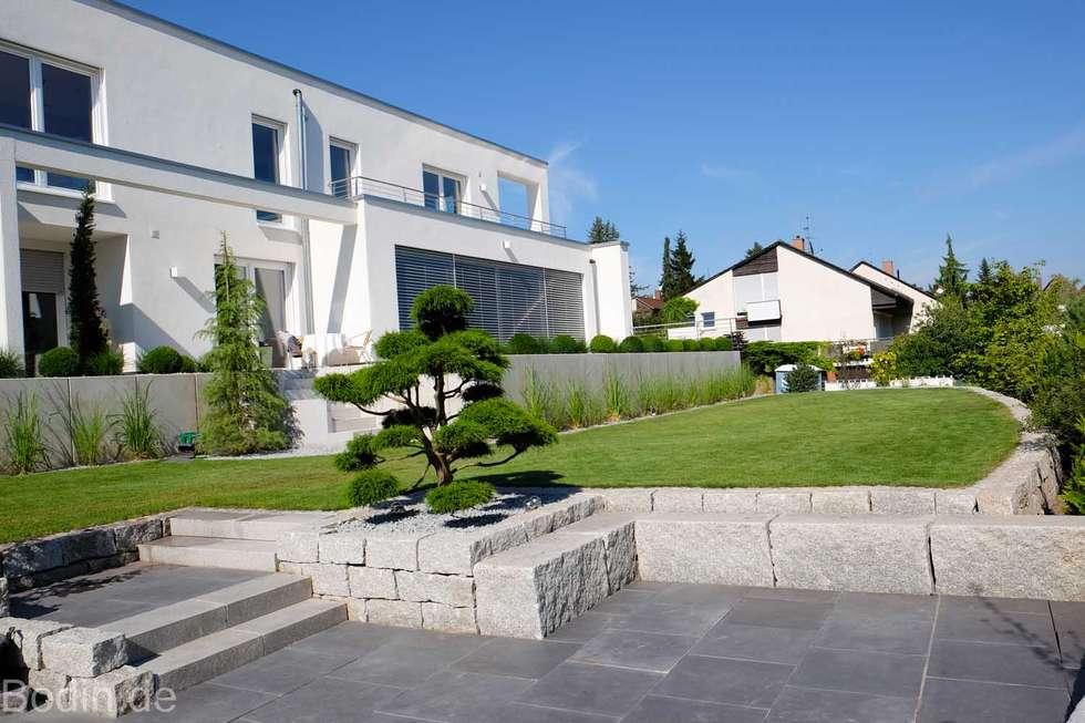 Garten Bauhausstil wohnideen interior design einrichtungsideen bilder homify