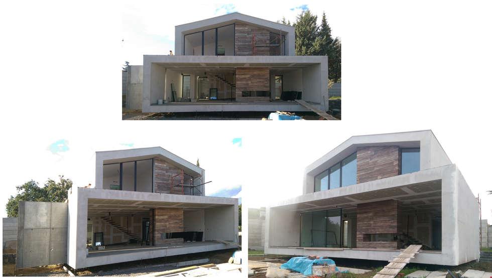 foto: Case in stile in stile Moderno di Gaetano Ternullo