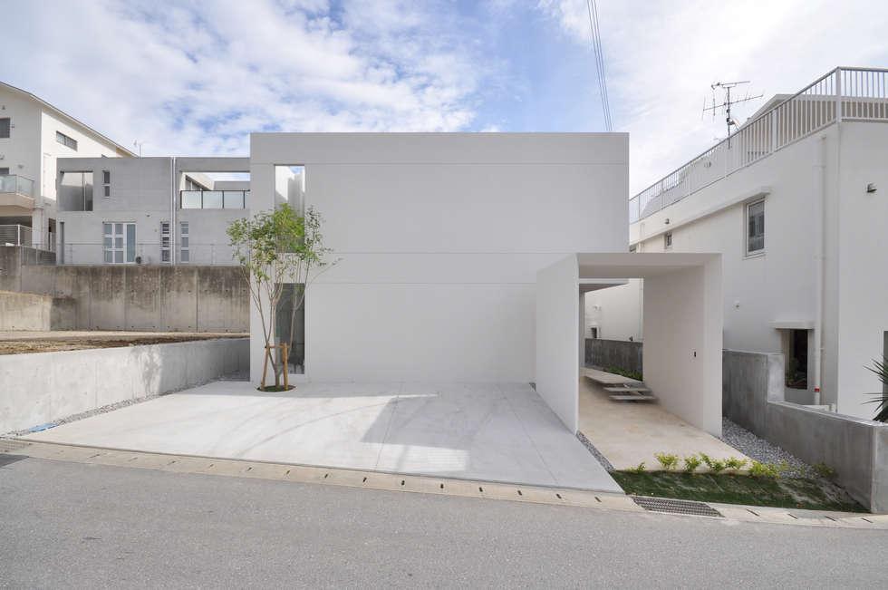 UM-HOUSE: 門一級建築士事務所が手掛けた家です。