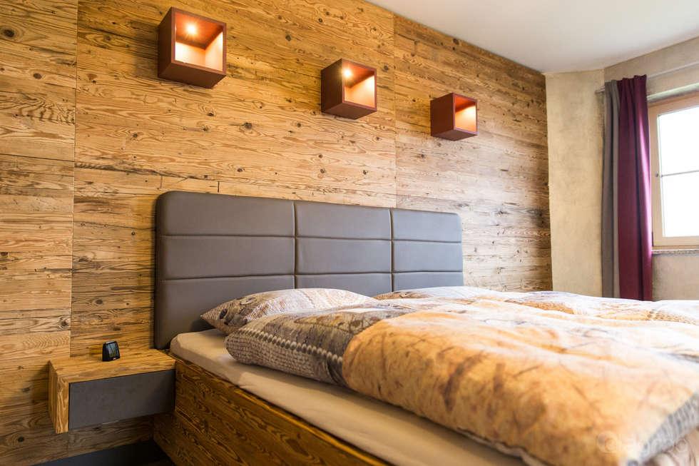 Bett: moderne schlafzimmer von alegroo - interior design   homify