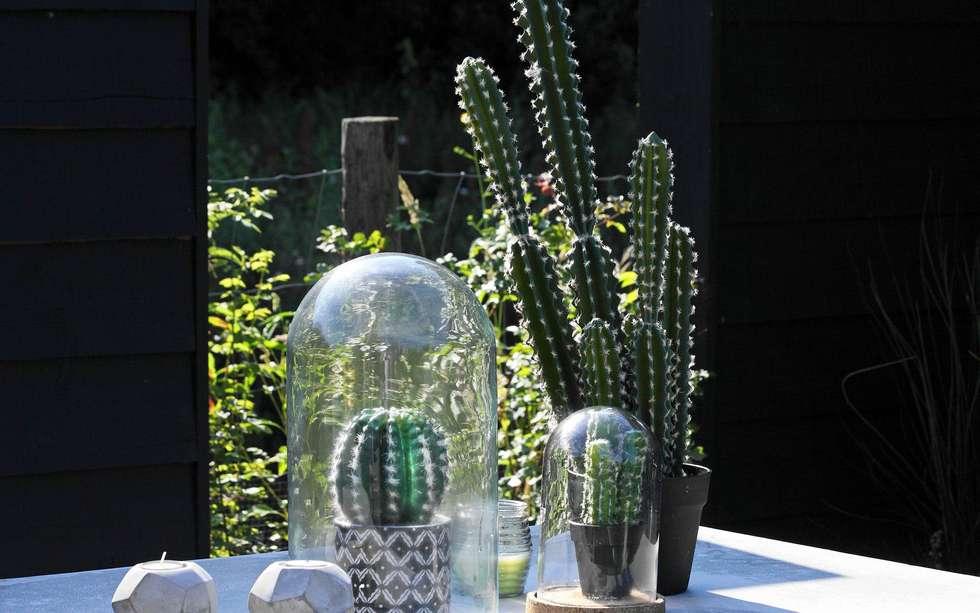 Decoratie in de tuin moderne tuin door stoop tuinen homify