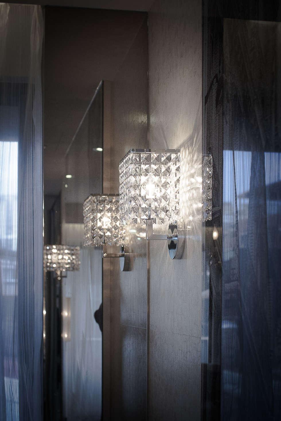 BRAVO INTERIOR DESIGN & DECO    CHIC II STYLE:  餐廳 by 璞碩室內裝修設計工程有限公司