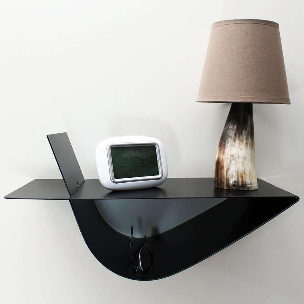 Id es de design d 39 int rieur et photos de r novation homify - Table de nuit d angle ...