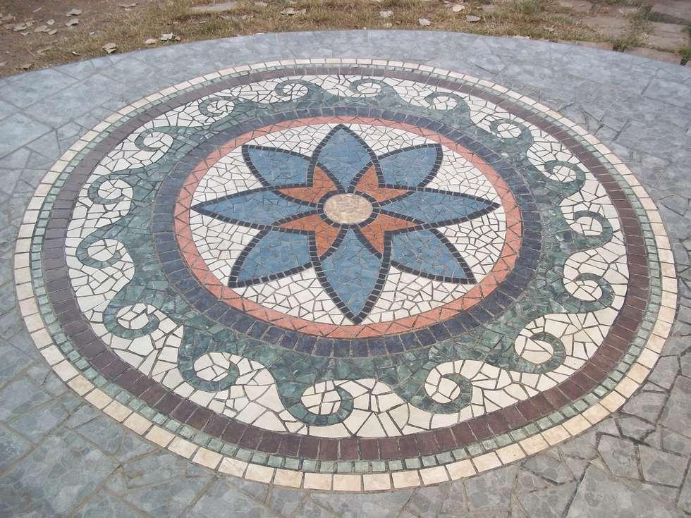 Im genes de decoraci n y dise o de interiores homify for Mosaico para piso