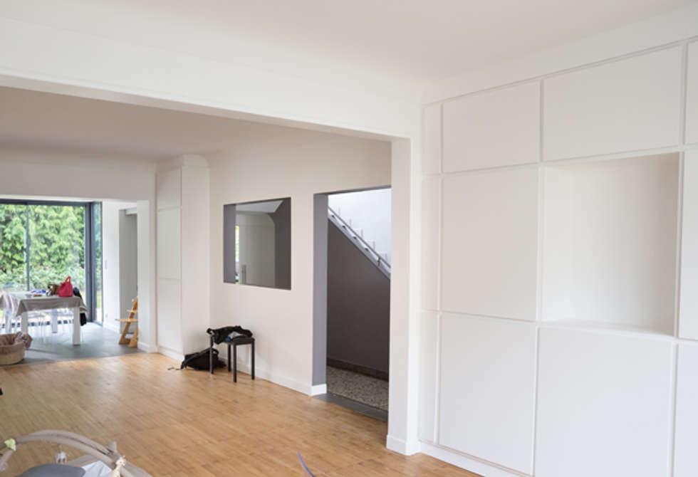 Le salon: Salle à manger de style de style Moderne par Fabien Denis DESIGN