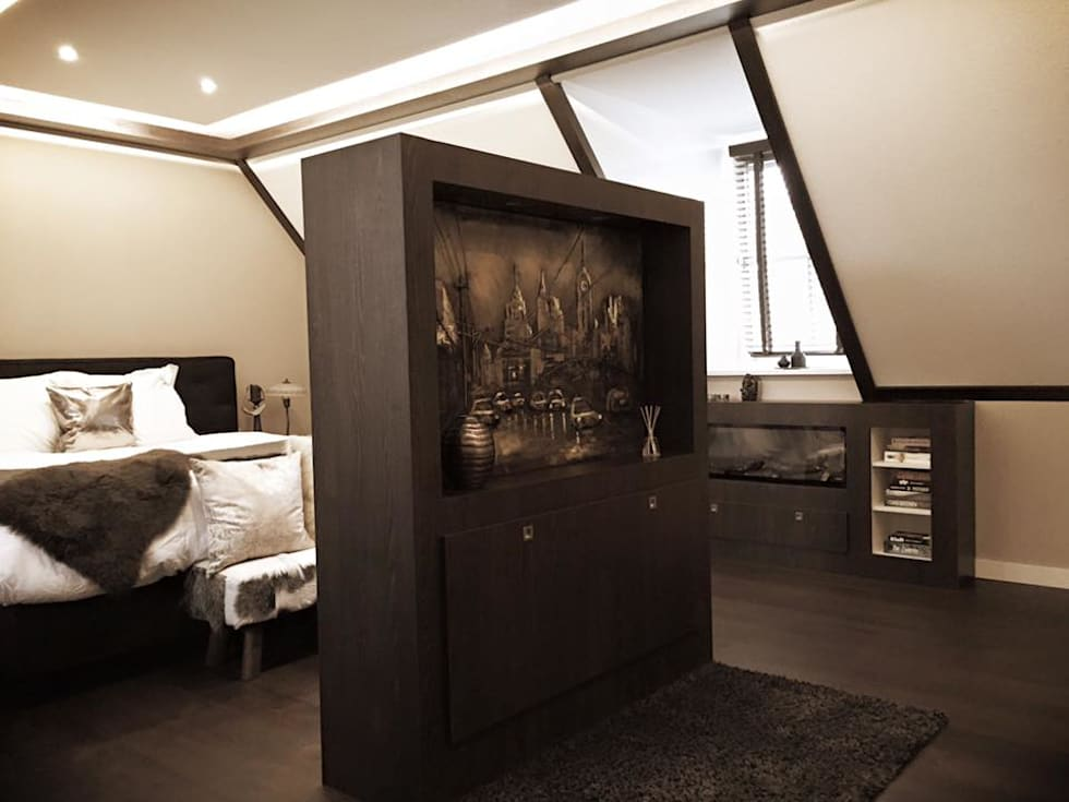 classic Bedroom by Sooph Interieurarchitectuur