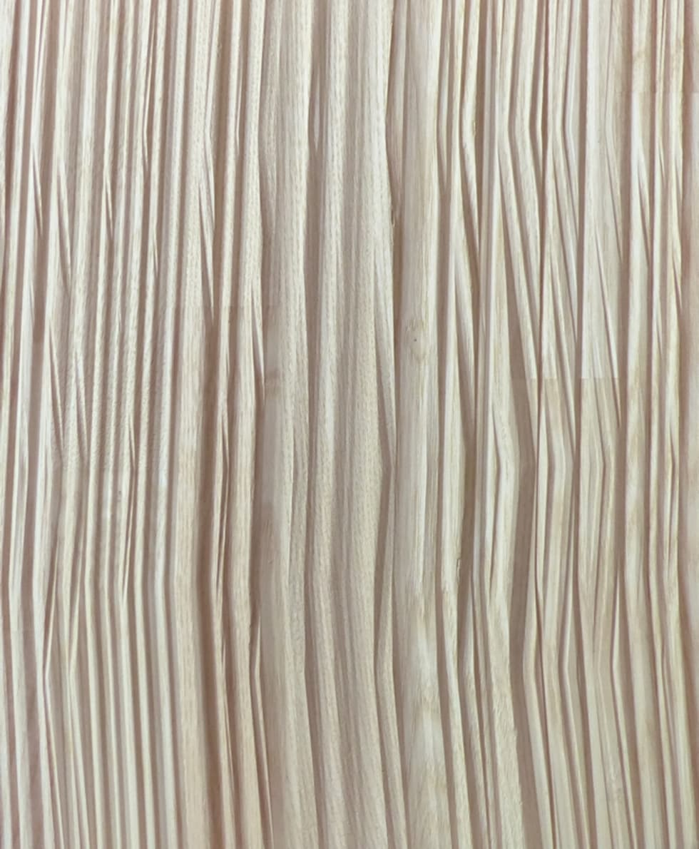 Finition Senzu strié: Couloir et hall d'entrée de style  par ASCENSO