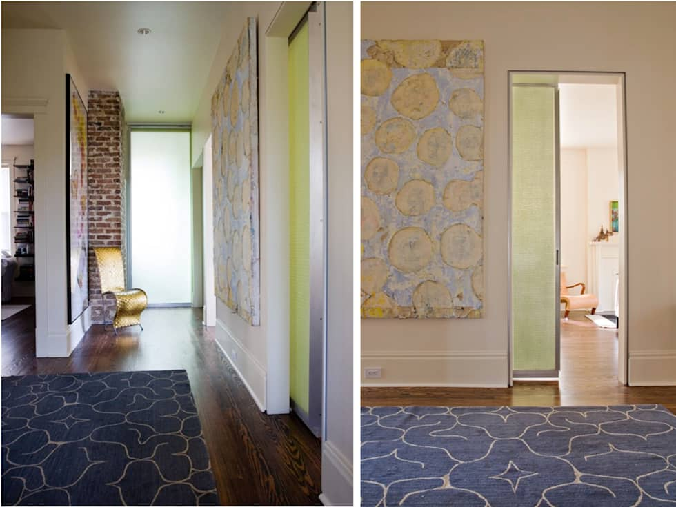 City Park Residence, New Orleans: modern Bedroom by studioWTA