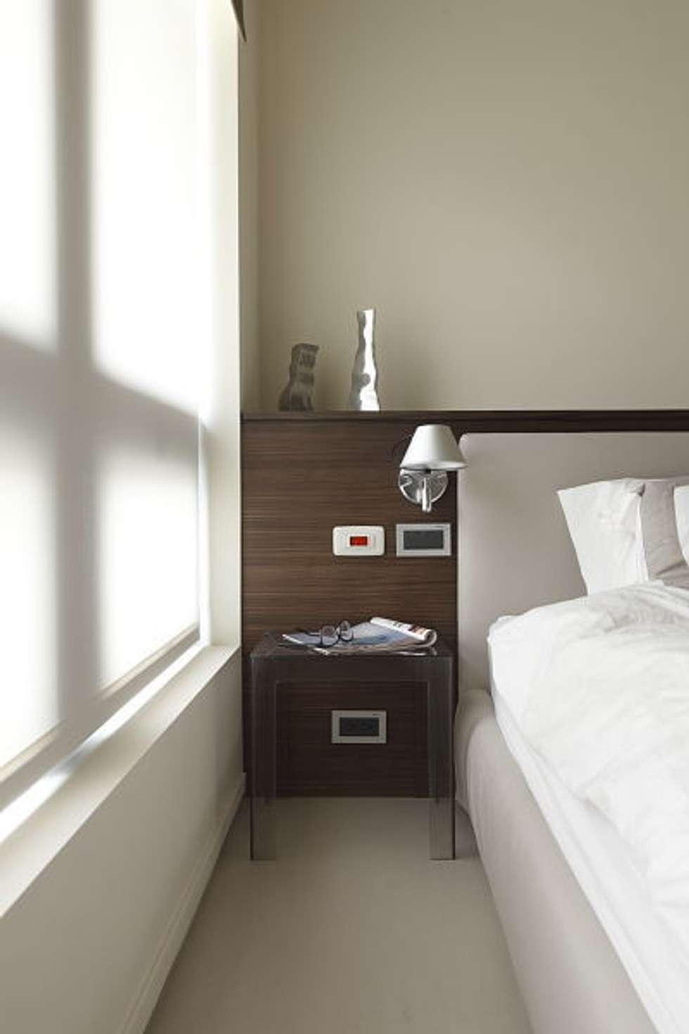 無印設計宅:  臥室 by 大荷室內裝修設計工程有限公司