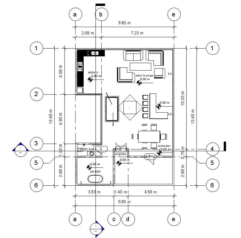 Ideas im genes y decoraci n de hogares homify for Que es una planta arquitectonica
