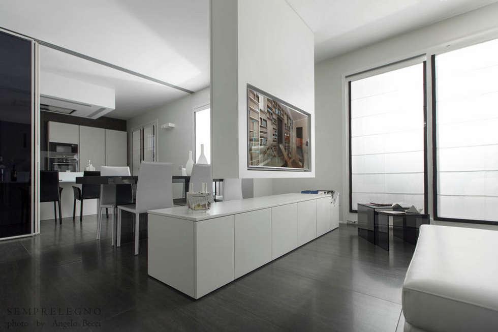 Idee arredamento casa interior design homify for Mobili per soggiorno