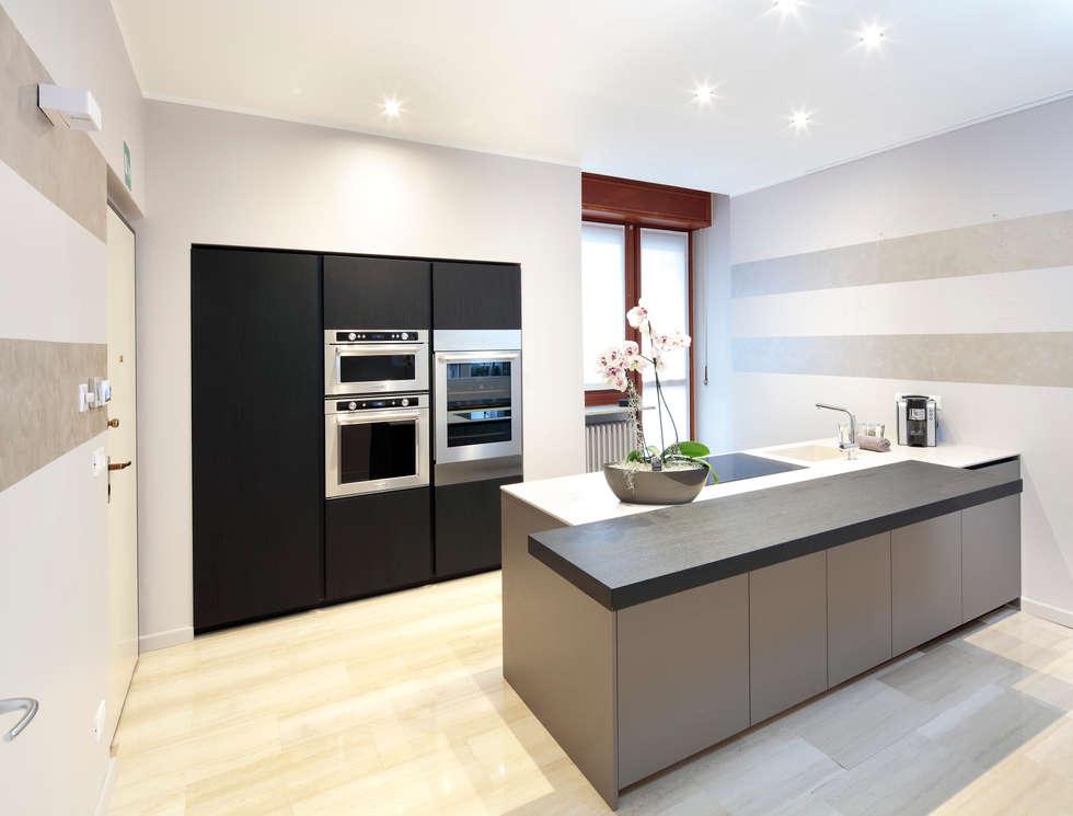 Idee arredamento casa interior design homify for Ufficio architetto design