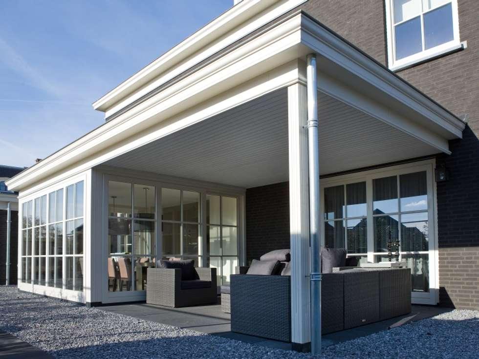 Herenhuis doetinchem klasieke huizen door groothuisbouw