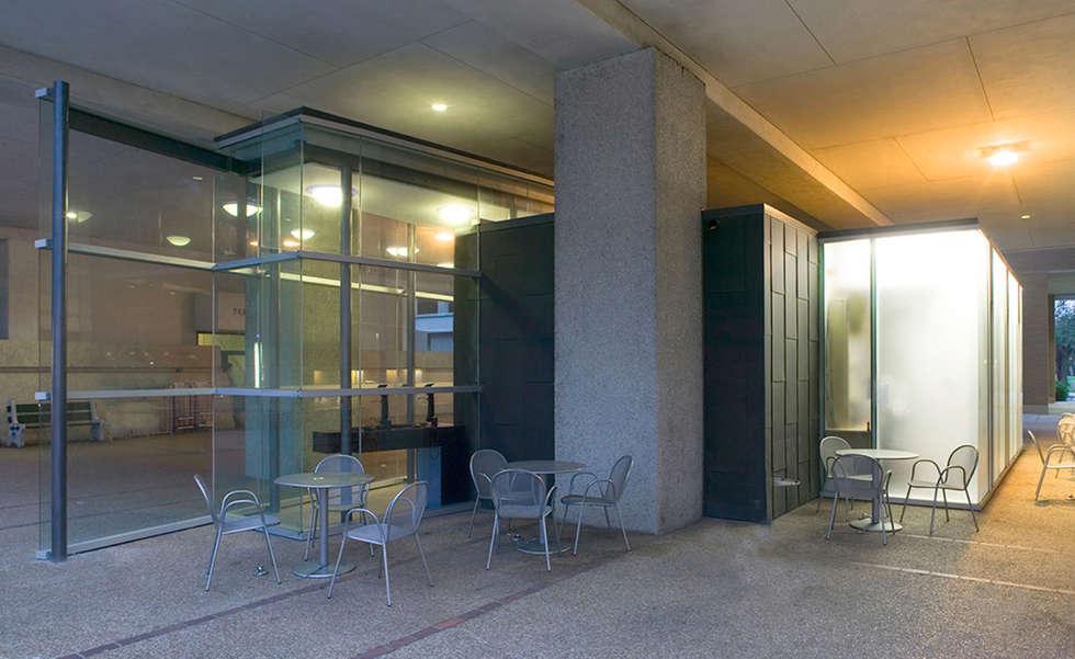 PJ's Coffee Company, Tulane University, New Orleans:  Gastronomy by studioWTA